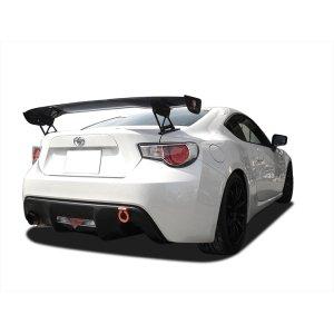 画像2: 【BLOOD SPORTS】3DカーボンGTウイング : 86/BRZ/FR-S / Carbon GT wing