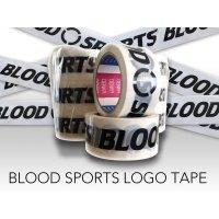 【BLOODSPORTS】 ロゴ入りPPテープ
