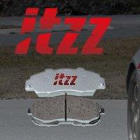 ITZZ [Winmax] ブレーキパッド 【ご注文後にお見積と納期を返信いたします】