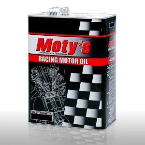 画像1: 【送料・交換工賃無料】Moty's M110 5W-30 4L缶 【オイルフィルター付】モティーズ 4輪用 エンジンオイル